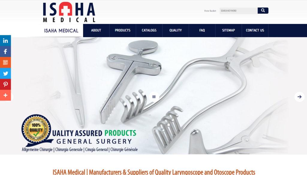 ISAHA Medical