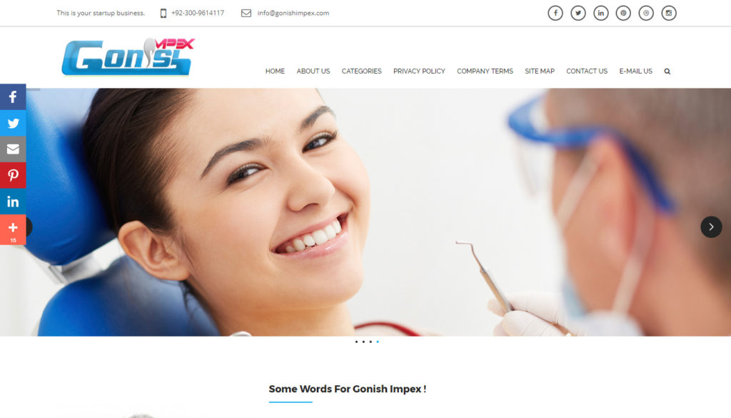 Surgical, Dental, Beauty Instruments | Gonish Impex